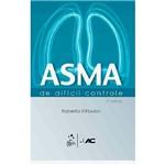 Livro - Asma de Difícil Controle
