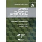 Livro - Aspectos Polêmicos do Imposto de Renda