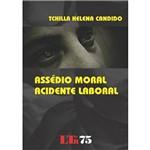 Livro - Assédio Moral - Acidente Laboral
