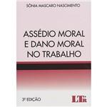 Livro - Assédio Moral e Dano Moral no Trabalho