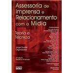 Livro - Assessoria de Imprensa e Relacionamento com a Mídia