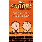 Livro - Assim é a Vida, Charlie Brown!