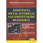 Livro - Assistência Social às Famílias Nas Constituições Brasileiras
