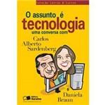Livro - Assunto é Tecnologia, o