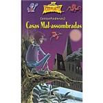 Livro - Assustadoras: Casas Mal-Assombradas