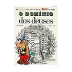 Livro - Asterix e o Domínio dos Deuses