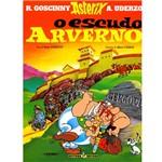 Livro - Asterix e o Escudo Arverno