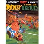 Livro - Asterix Entre os Bretões
