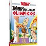 Livro - Asterix Nos Jogos Olímpicos (edição Especial)