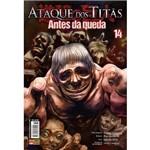Livro - Ataque dos Titas
