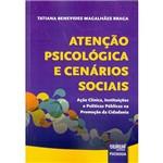 Livro - Atenção Psicológica e Cenários Sociais