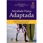 Livro - Atividade Física Adaptada: Qualidade de Vida para Pessoas com Necessidades Especiais