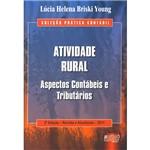 Livro - Atividade Rural: Aspectos Contábeis e Tributários