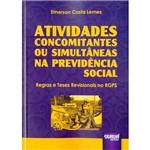 Livro - Atividades Concomitantes ou Simultâneas na Previdência Social