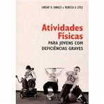 Livro - Atividades Físicas para Jovens com Deficiências Graves