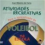 Livro - Atividades Recreativas para o Aprendizado do Voleibol na Escola