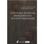 Livro - Ativismo Judicial, Democracia e Sustentabilidade
