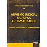 Livro - Ativismo Judicial e Grupos Estigmatizados