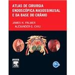 Livro - Atlas de Cirurgia Endoscópica Nasossinusal e da Base do Crânio