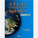 Livro - Atlas Geográfico Saraiva Compacto
