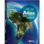 Livro - Atlas Geográfico Saraiva