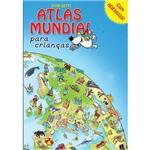 Livro - Atlas Mundial para Crianças