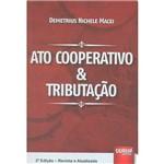 Livro - Ato Cooperativo e Tributação