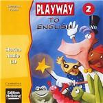Livro : Audiolivro Playway To English 2 Stories CD Audio