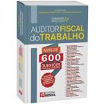 Livro - Auditor Fiscal do Trabalho - Gabaritado e Aprovado
