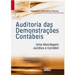 Livro - Auditoria das Demonstrações Contábeis - uma Abordagem Jurídica e Contábil
