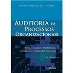 Livro - Auditoria de Processos Organizacionais