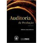 Livro - Auditoria de Produção