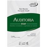 Livro - Auditoria Esaf: Questões Comentadas e Organizadas por Assunto