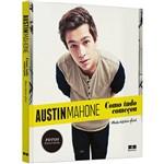 Livro - Austin Mahone