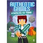 Livro - Authentic Games: a Batalha da Torre
