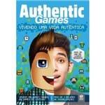 Livro AuthenticGames: Vivendo uma Vida Autêntica