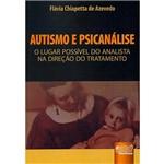 Livro - Autismo e Psicanálise