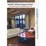 Livro - Autocad® 2009 para Design de Interior