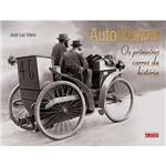 Livro - Autoposters: os Primeiros Carros da História