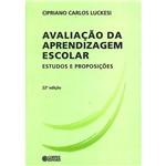 Livro - Avaliação da Aprendizagem Escolar - Estudos e Proposições