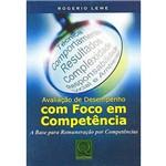 Livro - Avaliação de Desempenho com Foco em Competência