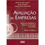 Livro - Avaliação de Empresas - Foco Nos Modelos a Valores de Entrada de Saída