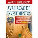 Livro - Avaliação de Investimentos