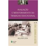 Livro - Avaliação e Monitoramento do Trabalho Educacional - Série Cadernos de Gestão - Vol. 7