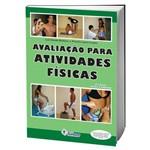 Livro Avaliação para Atividades Físicas - com CD