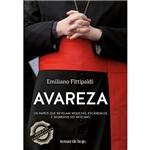 Livro - Avareza
