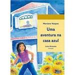 Livro - Aventura na Casa Azul, uma