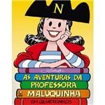 Livro - Aventuras da Professora Maluquinha em Quadrinhos