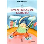 Livro - Aventuras de Garoto