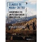 Livro - Aventuras de um Pesquisador Irrequieto: Entre as Trilhas da Natureza e os Caminhos do Conhecimento